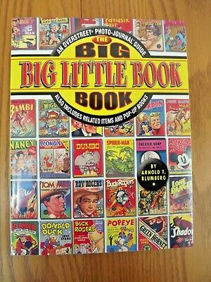 The Big Big Little Book Book  Overstreet Guide 1st Edition 2004