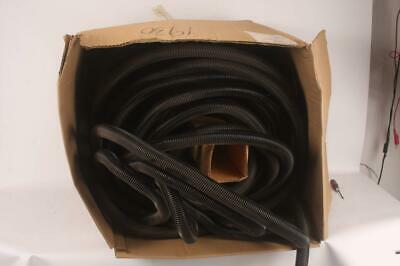 "1"" 200 Ft. Black Split Loom Tube"