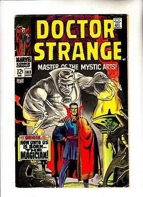Doctor Strange 169 1st issue