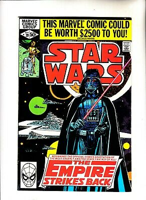 Star Wars 39-44 The Empire Strikes Back 42 1st Boba Fett Al Williamson art