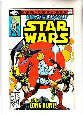 Star Wars Annual 1-3 annuals 1, 2, 3