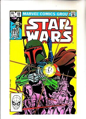 Star Wars 68 Boba Fett cover