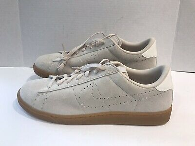 the latest a24de 542ae New Nike Tennis Classic CS Suede Beige Suede Shoes 829351 100 Size 13
