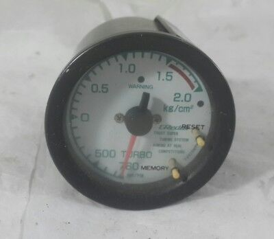 JDM Trust GReddy Turbo Boost Gauge 57mm