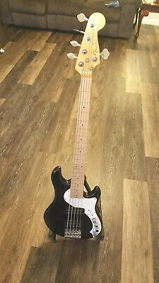9be49e72d8f 5 String FENDER BASS GUITAR -American Deluxe Dimension Bass HH-V Mint  Condition