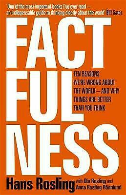 Factfulness (Hardback)