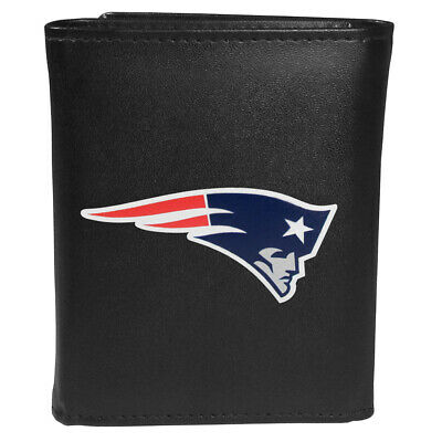 Cheap NEW ENGLAND PATRIOTS NFL Football Team Leather Card Holder Money
