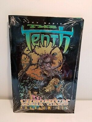 Tenth Mega Chromium Preview Set 1997 Factory Sealed SET MATURE