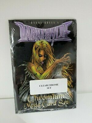DarkChylde Mega Preview Clearchrome Set Factory Sealed SET MATURE