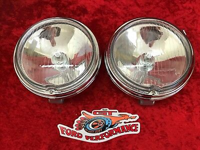 Ford Falcon GT GTHO XW XY XA XB XC Driving Light complete Pair Brand New