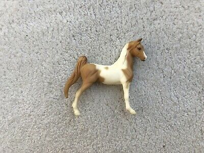 Breyer Horse Stablemate #5995 Four Piece Gift Pack Pinto American Saddlebred G2