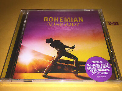 QUEEN movie BOHEMIAN RHAPSODY soundtrack CD freddie mercury 22 hits LIVE AID