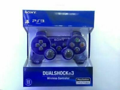 Original Official Genuine Sony PS3 Wireless Dualshock 3 Controller Choose Color
