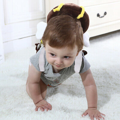 Baby Toddler Head Protector Pad Neck Drop Resistance Cushion Headrest Pillow