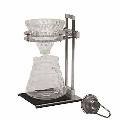 Hario VPOS-1506-SV Coffee Drip Maker V60 Pour Over Stand Set FREE ship Worldwide