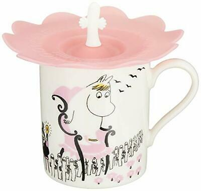 MOOMIN Valley Mug Cup with Cover Hattifatteners MM491-11P