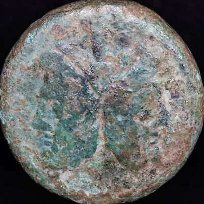 *Lucernae*  Anonymous Janus As  Prow of galley. Rome 211 B.C.