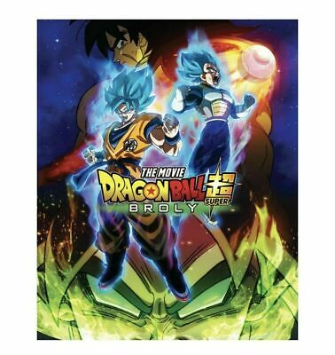 Dragon Ball Super Broly (DVD, 2019) NEW Ships From USA FREE SHIPPING