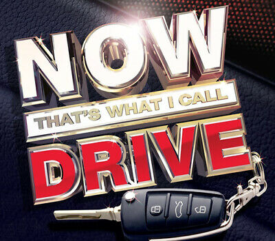 Various Artists : Now That's What I Call Drive CD 3 discs (2014) ***NEW***