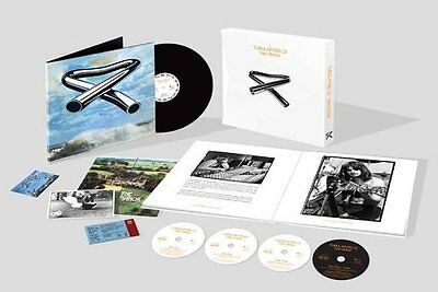 NEU + OVP Limited Tubular Bells The Ultimate Edition LP CD DVD BOX Mike Oldfield