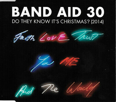 Band Aid 30 Do They Know It's Christmas? (2014) 2014