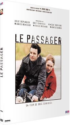DVD  :  LE PASSAGER  [ Julie Depardieu, Eric Caravaca ]  NEUF cellophané