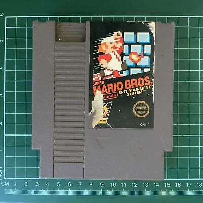 Super Mario Bros. • Nintendo Entertainment System NES