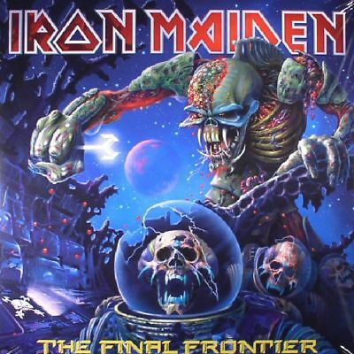 IRON MAIDEN  Final Frontier  [LP/Vinyle neuf]
