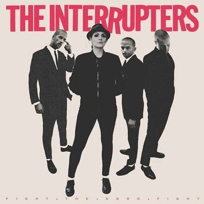 INTERRUPTERS Fight  The Good Fight  [LP neuf] RANCID,...