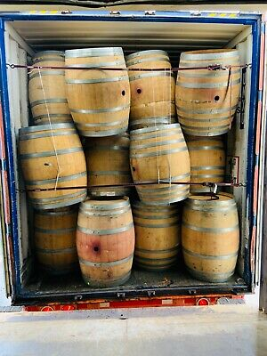 WHOLESALE- Used Napa Valley Wine Barrel - Lowest Price With Shipping