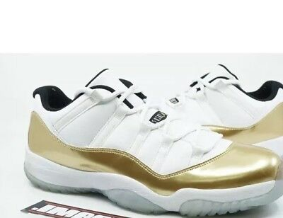 "quality design 68e00 c6add Nike Air Jordan 11 Retro Low ""Closing Ceremony""White"