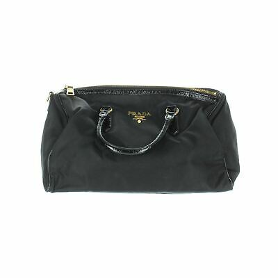 c73588f7bc9e8a NWT PRADA BANDOLIERA Black Brocade Crossbody/Clutch Bag $970 Retail ...