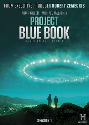 Project Blue Book: Season 1 New Dvd