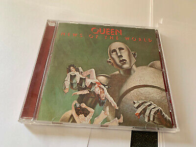 Queen - News of the World 2011 Re-Mastered CD NRMINT 602527717470
