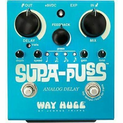 Way Huge Supa Puss Delay Pedal