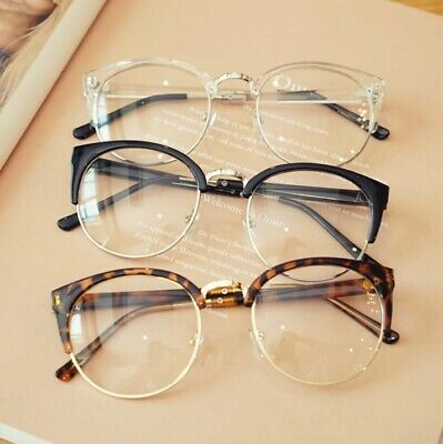 Spectacle Frame Unisex  Anti-fatigue Cat Eye High Quality 2019 Computer Glasses