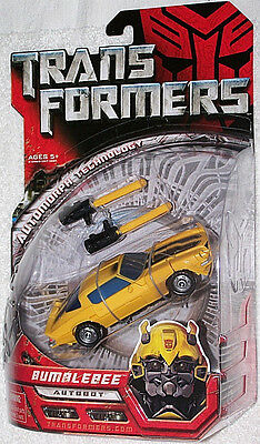 TRANSFORMERS Movie Collection_Deluxe BUMBLEBEE 1974 Classic Camaro action figure