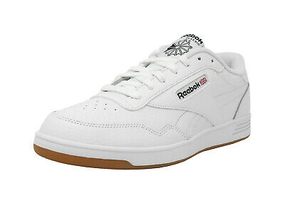 Reebok Men's Club MEMT Classic Shoes V67380 - White/Black/Gum