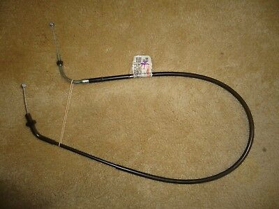 Yamaha Virago 250 Route 66 250 Lower Throttle Cable 1988-2001 New