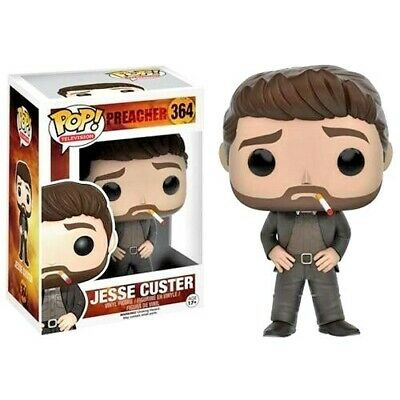 JESSE CUSTER 364 Funko Pop Preacher TELEVISION NEW VERY GOOD Box Vinyl Figure