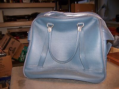 Vintage American Tourister Tiara Tote Travel Carry On Bag Luggage Used Condition