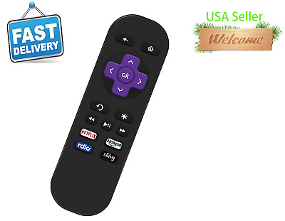 ROKU RC31 Streaming Media Player Replace Remote Control 3226000110, 2710R,4210R