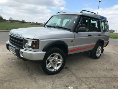2002 Land Rover Discovery 2.5 TD5 XS 5dr (5 Seats)