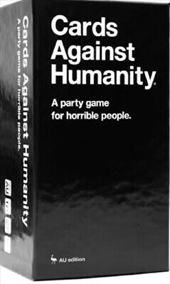 Playing Cards: Adult, Cards Against Humanity - Australian Edition, Merchand...