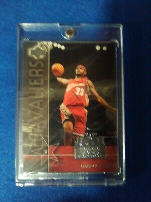 df0031d6388 Lebron James Rookie Card Upper Deck National Trading Card Day Ud-7 2004