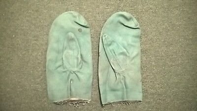 Gloves russian diving suit 3 and 12 bolt helmets Not used