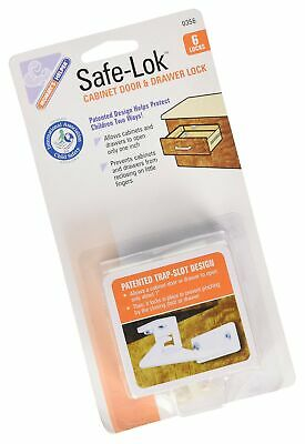 Mommy's Helper Safe-Lok Cabinet Door and Drawer Lock 6