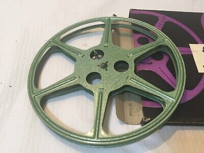 Fotek Metal   8mm FILM CINE REEL in box