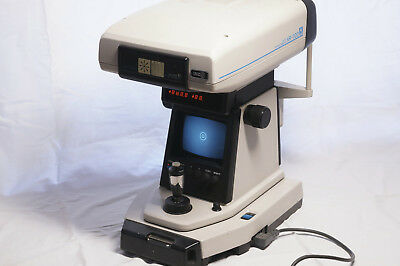 NIDEK AR-1100 Auto Refractometer Measurement - SOLD FOR SPARE PARTS REPAIRS ONLY