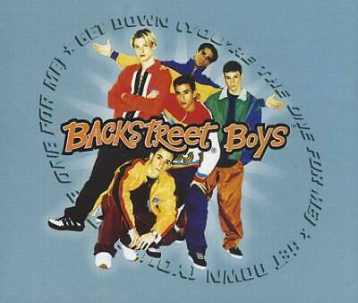 "Get Down Backstreet Boys CD single (CD5 / 5"") UK JIVECD394 ZOMBA 1996"